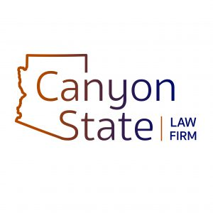Logo for Canyon State Law in Arizona